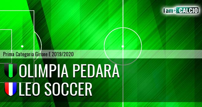 Olimpia Pedara - Leo Soccer