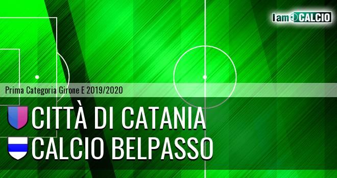 Città di Catania - Calcio Belpasso