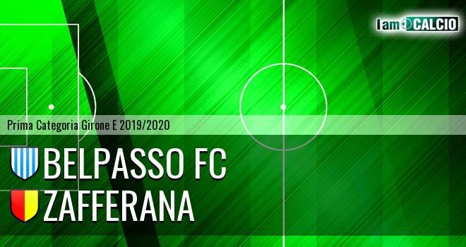 Belpasso FC - Zafferana