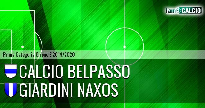 Calcio Belpasso - Giardini Naxos