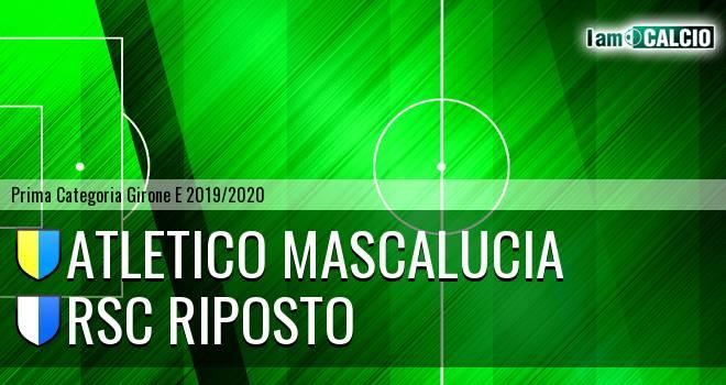 Atletico Mascalucia - RSC Riposto