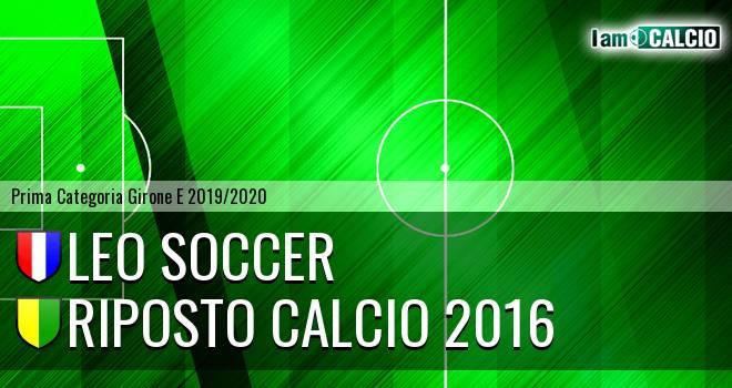 Leo Soccer - Riposto Calcio 2016