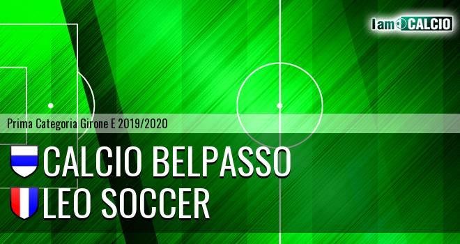 Calcio Belpasso - Leo Soccer