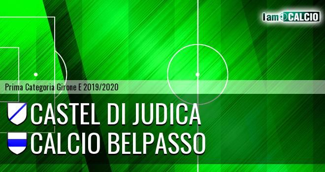 Castel di Judica - Calcio Belpasso