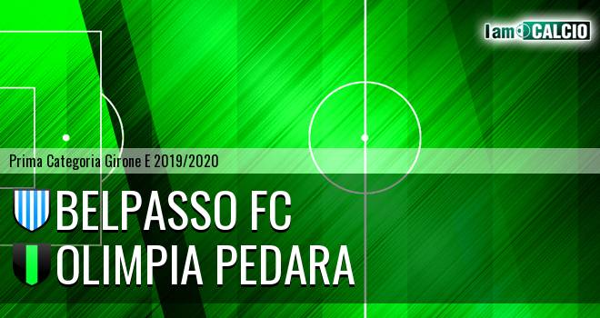 Belpasso FC - Olimpia Pedara