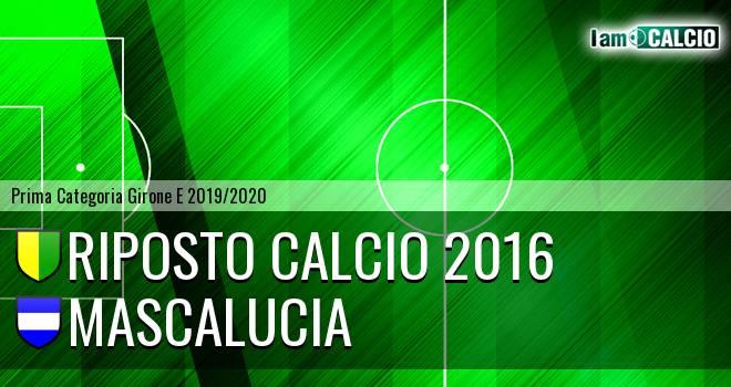 Riposto Calcio 2016 - Mascalucia