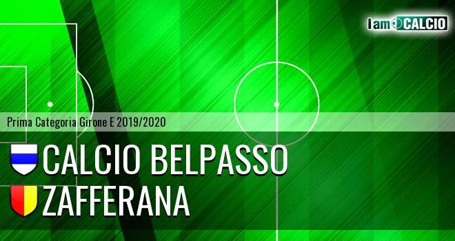 Calcio Belpasso - Zafferana