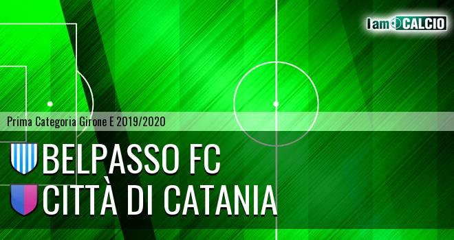 Belpasso FC - Città di Catania