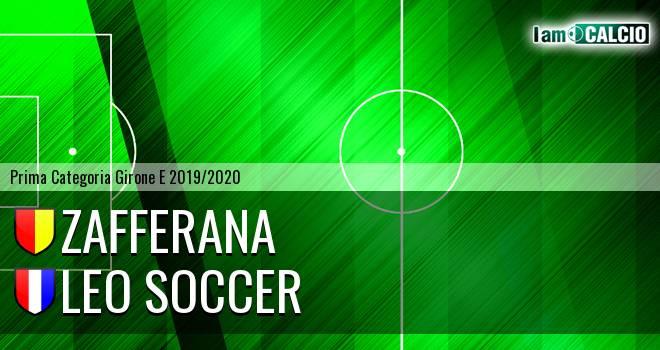 Zafferana - Leo Soccer
