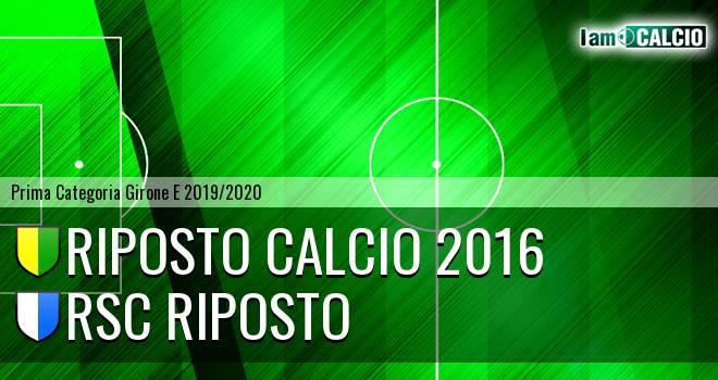 Riposto Calcio 2016 - RSC Riposto