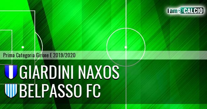 Giardini Naxos - Belpasso FC