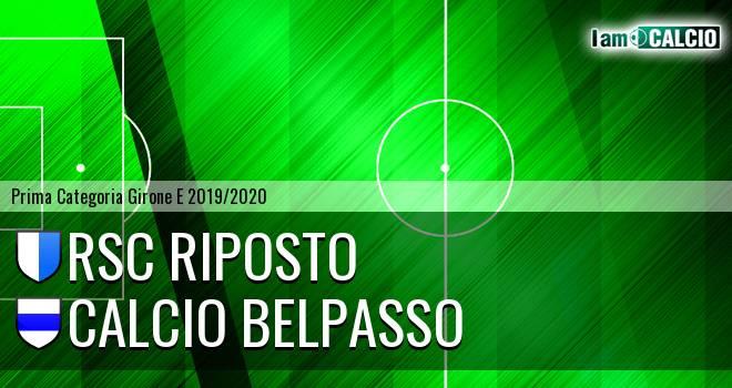 RSC Riposto - Calcio Belpasso