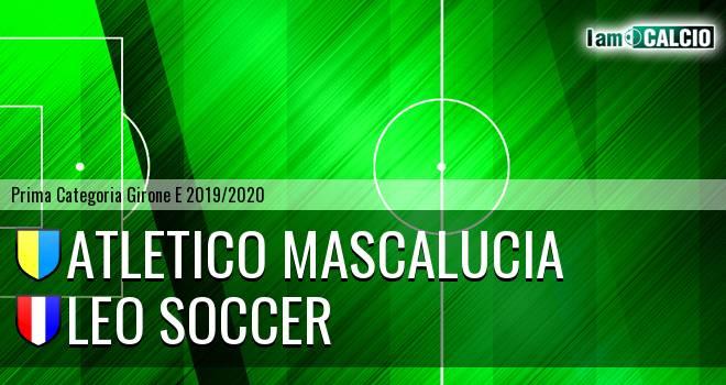 Atletico Mascalucia - Leo Soccer