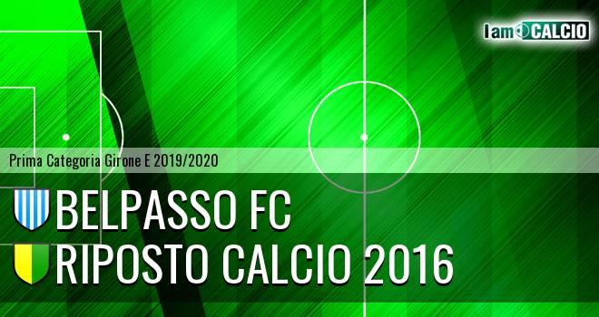 Belpasso FC - Riposto Calcio 2016