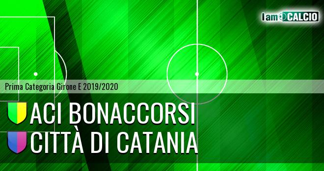 Aci Bonaccorsi - Città di Catania