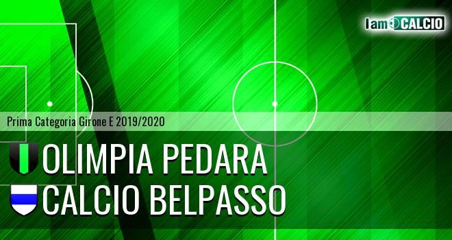 Olimpia Pedara - Calcio Belpasso