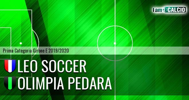 Leo Soccer - Olimpia Pedara