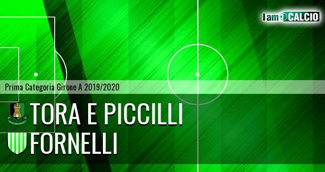 Tora e Piccilli - Fornelli