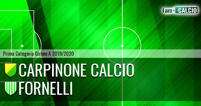 Carpinone Calcio - Fornelli