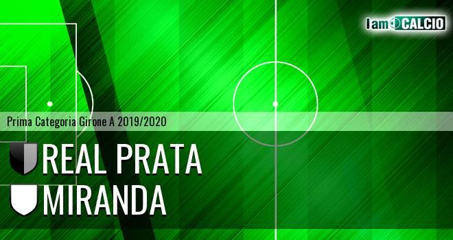 Real Prata - Miranda