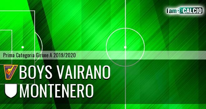 Boys Vairano - Montenero