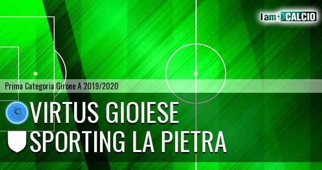 Virtus Gioiese - Sporting La Pietra