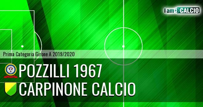 Pozzilli 1967 - Carpinone Calcio