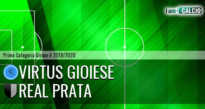 Virtus Gioiese - Real Prata
