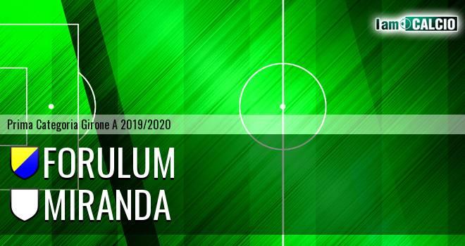 Forulum - Miranda