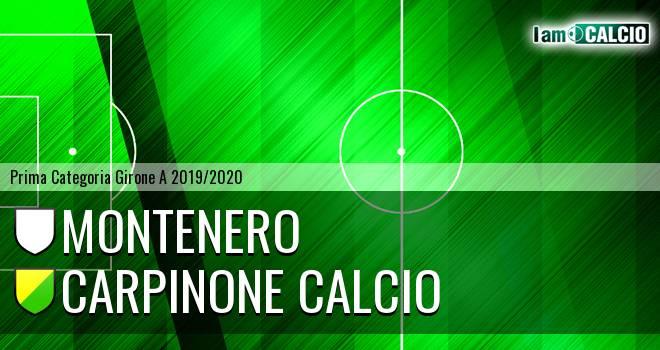 Montenero - Carpinone Calcio