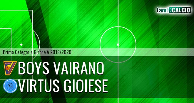Boys Vairano - Virtus Gioiese