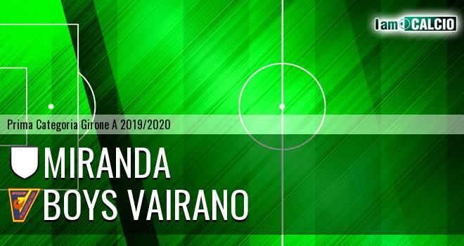 Miranda - Boys Vairano