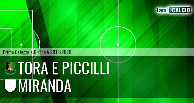Tora e Piccilli - Miranda