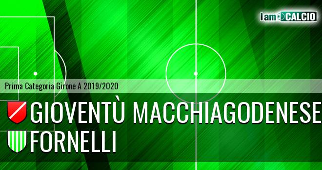 Gioventù Macchiagodenese - Fornelli