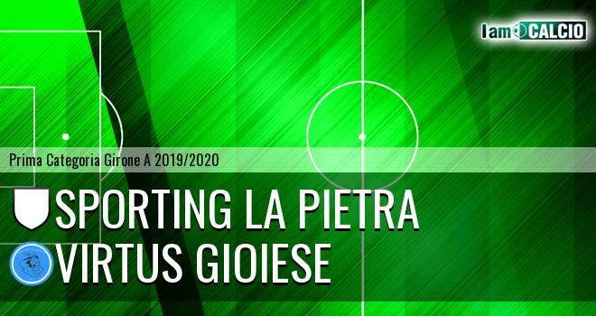 Sporting La Pietra - Calcio Virtus Gioiese
