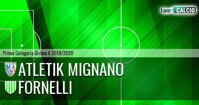 Atletik Mignano - Fornelli