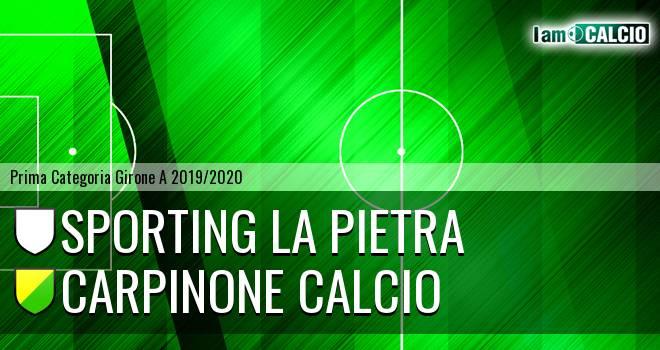 Sporting La Pietra - Carpinone Calcio