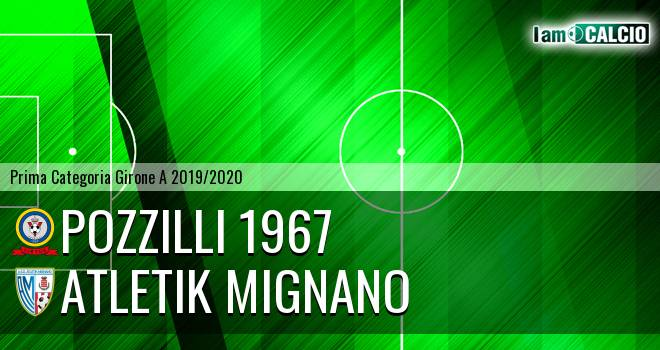 Pozzilli 1967 - Atletik Mignano