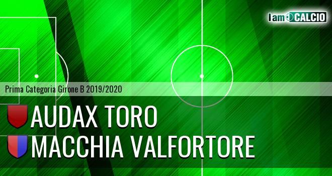 Audax Toro - Macchia Valfortore