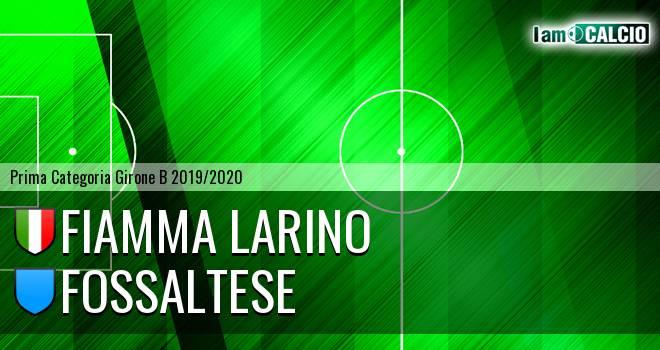 Fiamma Larino - Fossaltese