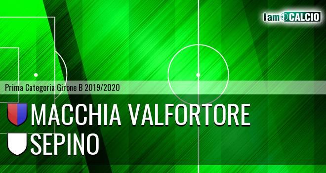 Macchia Valfortore - Sepino