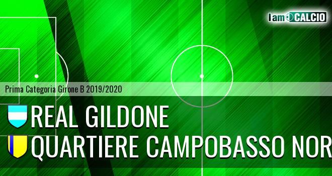 Real Gildone - Quartiere Campobasso Nord