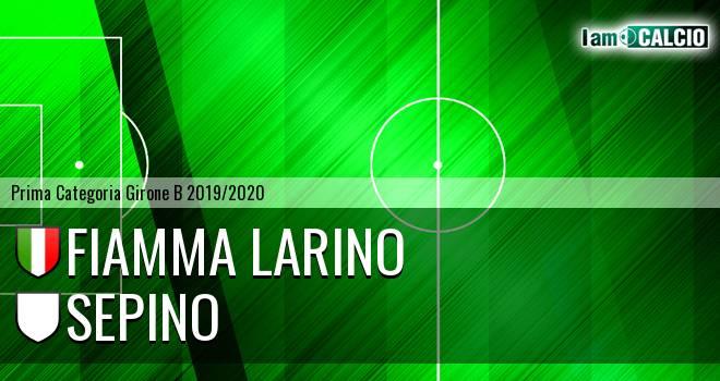 Fiamma Larino - Sepino