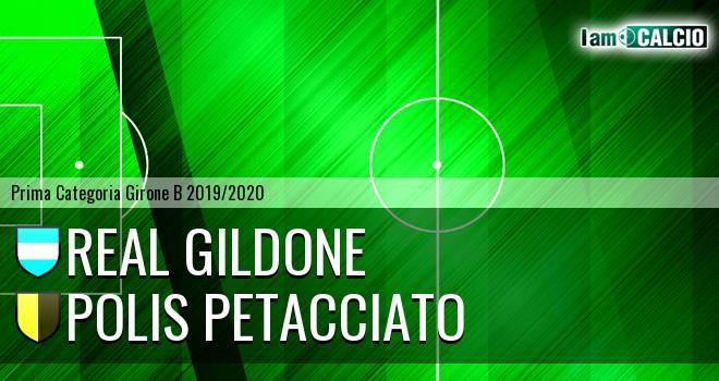Real Gildone - Polis Petacciato