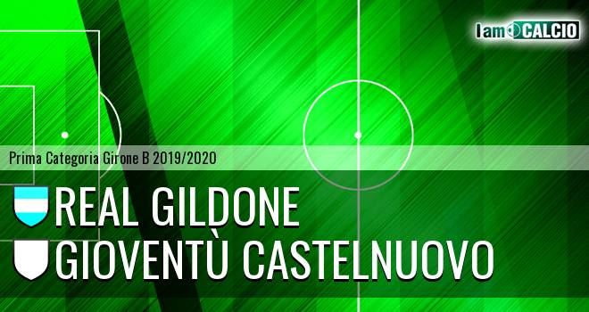 Real Gildone - Gioventù Castelnuovo