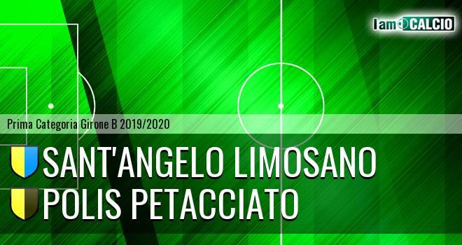 Sant'Angelo Limosano - Polis Petacciato