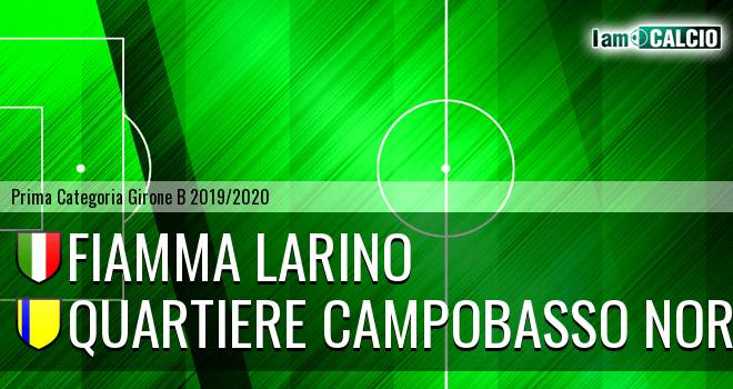 Fiamma Larino - Quartiere Campobasso Nord