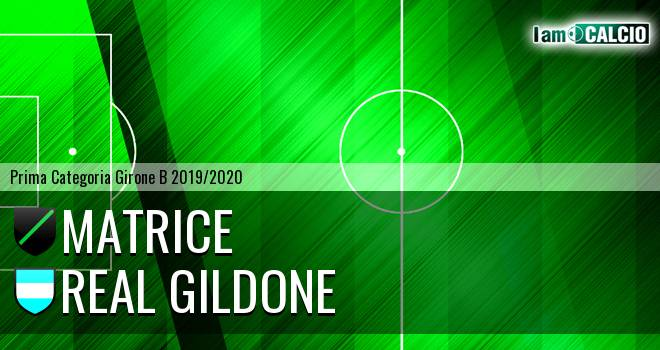 Matrice - Real Gildone