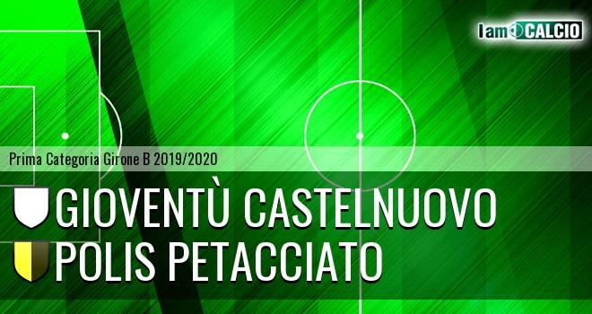 Gioventù Castelnuovo - Polis Petacciato