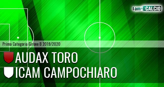 Audax Toro - Icam Campochiaro